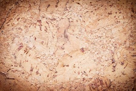 corkwood: Imagen de textura de corcho - superficie de madera.