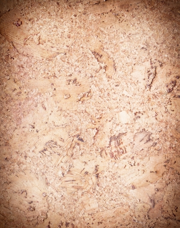 Image texture cork - wood surface. Stock Photo - 16157004