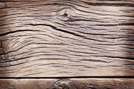 Texture of old wooden planks. photo