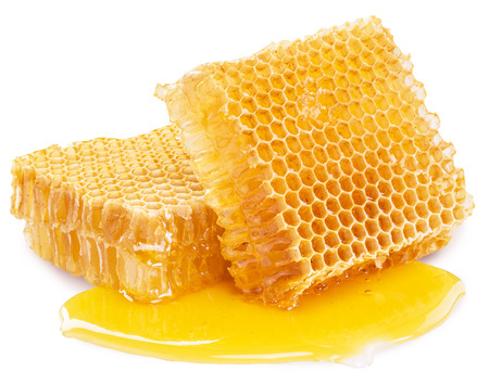 combs: Honeycomb.