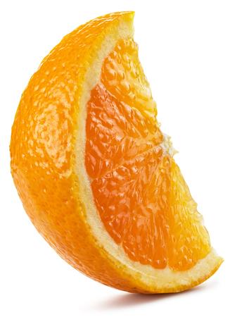 segmento: Segmento de frutas de color naranja. El fichero contiene trazados de recorte.