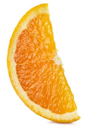 segmento: Segment of orange fruit. File contains clipping paths.