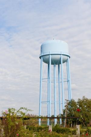 wody wieży: Widok z wieży ciśnień miasta