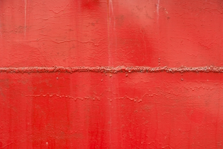 Red metal grunge texture background photo