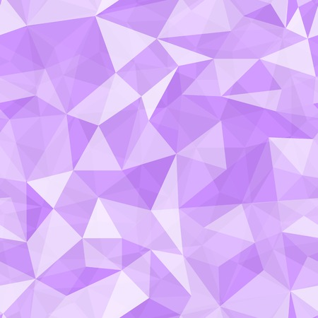Geometric seamless pattern  from triangles.  Vector
