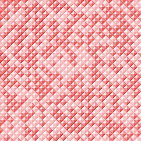 Geometric seamless pattern from triangles. Çizim