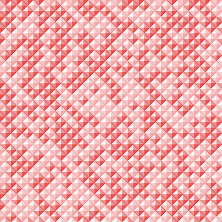 Geometric seamless pattern from triangles. Illustration