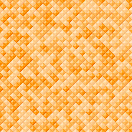 Geometric seamless pattern from triangles. Vector illustration.