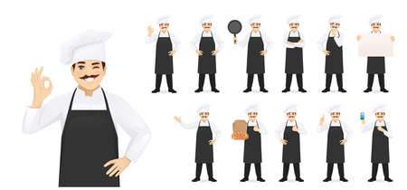 Man chef