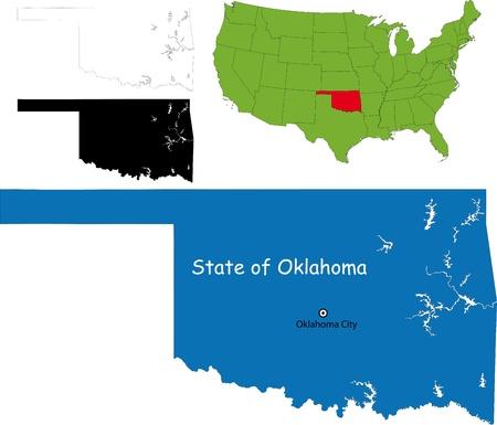 oklahoma: State of Oklahoma, USA
