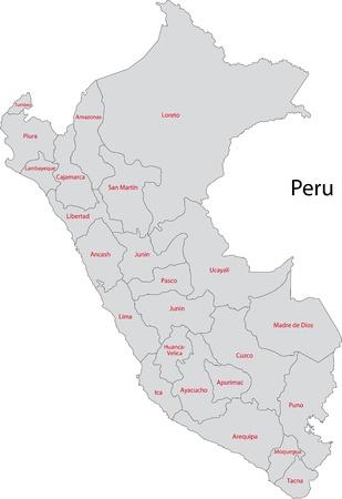 administrative divisions: Administrative divisions of Peru