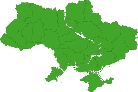 divided: Administrative divisions of Ukraine