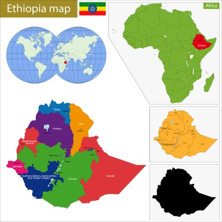 amharic: Administrative division of the Federal Democratic Republic of Ethiopia