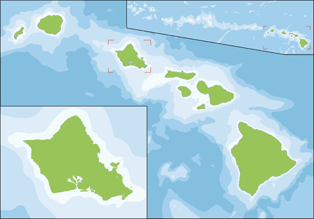 recent: Hawaii is the 50th and most recent state of the United States of America. It is the northernmost island group in Polynesia