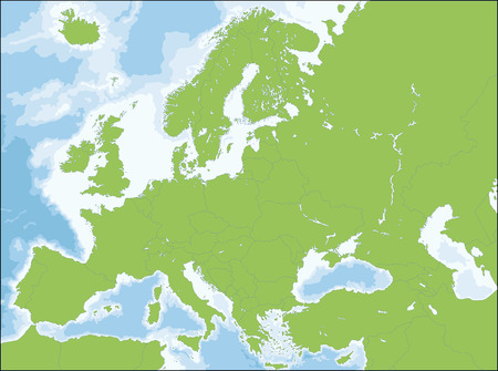 geographically: Europe is a continent that comprises the westernmost part of Eurasia.