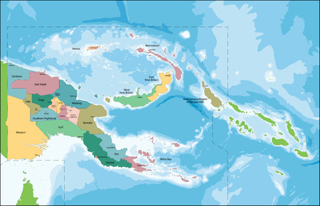 papua new guinea: The Independent State of Papua New Guinea is an Oceanian country that occupies the eastern half of the island of New Guinea and its offshore islands in Melanesia.