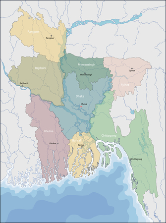 Bangladesh is a sovereign country in South Asia