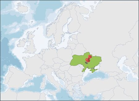 Ukraine is a sovereign state in Eastern Europe