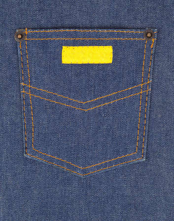 denim with pocket photo