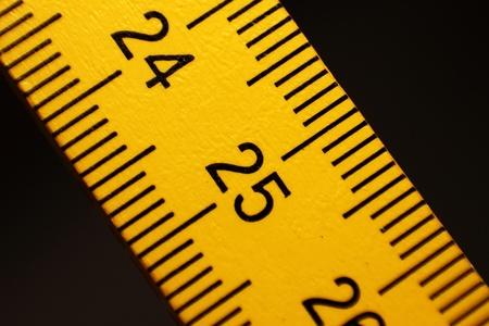 metering: metering rule Stock Photo