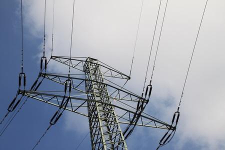 electricity tariff: pylon