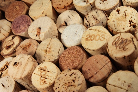 wine cork photo
