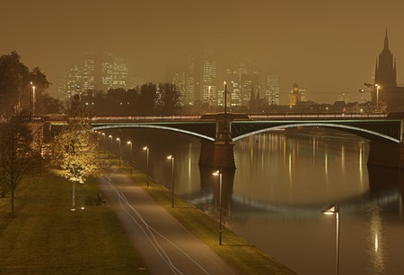 frankfurt am main germany photo