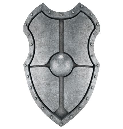 Medieval Shield Concept  Stock Photo - 5849058