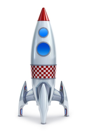 Rocket  Stock Photo