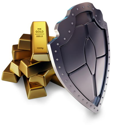 investment security Stock Photo
