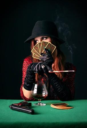 gangster girl: series. Love and Loathing in Las Vegas