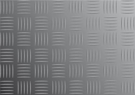 Vector series. Metal texture photo