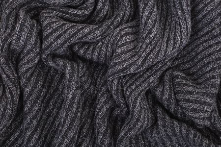 Serie. Textura de alfombra negra de paja. Fondo abstracto  Foto de archivo - 6871241