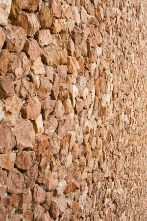 Series. Red brick wall: can be used as background photo