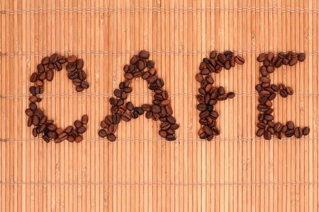 Series. coffee-beens background Stock Photo - 7853815