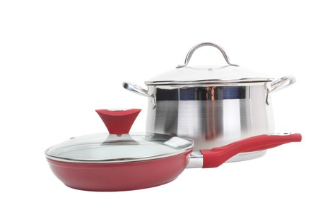 Series.fry pan with ceramic non-stick coating photo