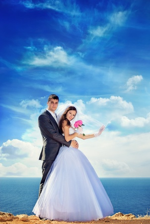 Serie. recién casados