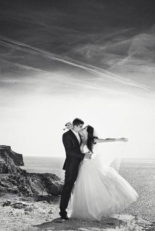 Series. newlyweds photo