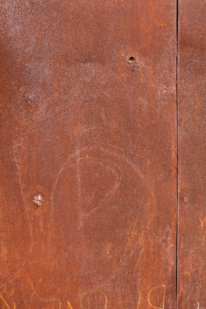 Series.old rusted tin background and texture Stock Photo - 13396184