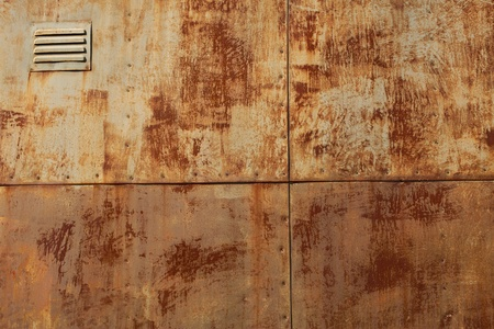 oxidate: Series.old rusted tin background and texture