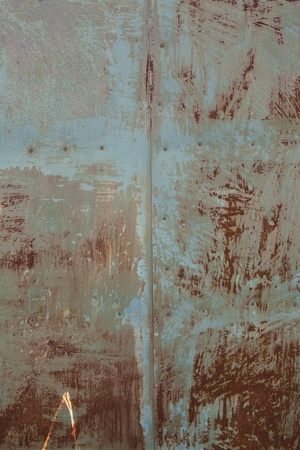 Series.old rusted tin background and texture