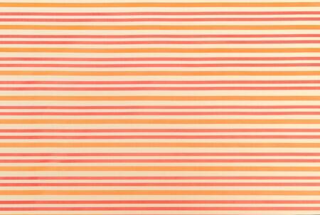 Rayas horizontales rojas y naranjas abstractas