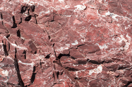 maroon red stone wallpaper Standard-Bild - 117671660