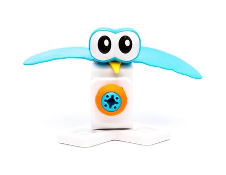 disassemble: Toy designer plastics
