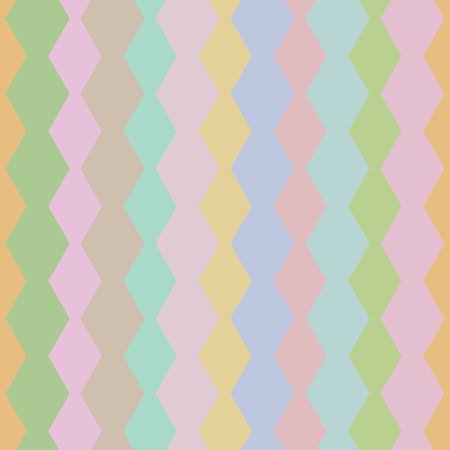 manic: Abstract vector with strips. Seamless colorful pastel background Illustration
