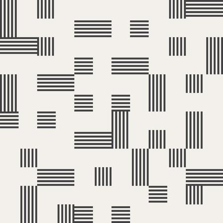 Vecteur de fond sans soudure. Texture moderne et élégant. Répétition des formes géométriques. Graphisme contemporain. Banque d'images - 40707139