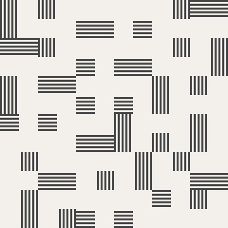 shape: Vector seamless background. Modern stylish texture. Repeating geometric shapes. Contemporary graphic design.