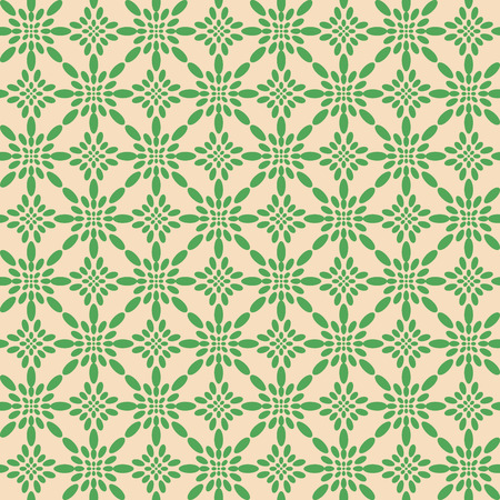 Vector seamless background. Modern stylish texture. Repeating geometric shapes. Contemporary graphic design.