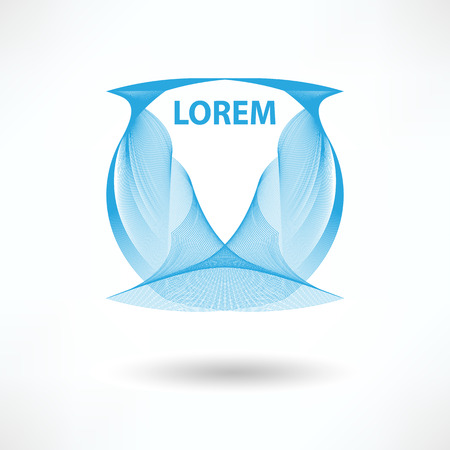 for print: Business Design element ( icon )  for print and web. vector