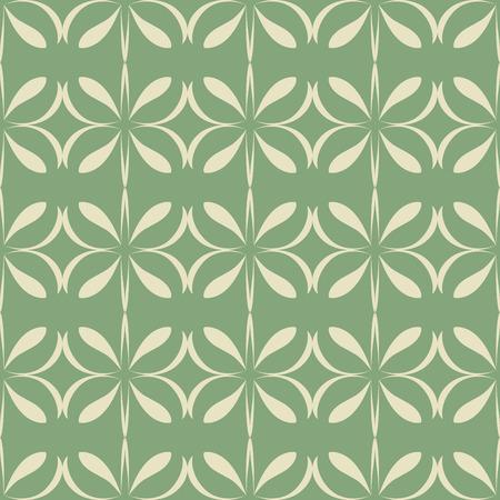 style geometric: Seamless pattern with geometric swirls in the Oriental style.